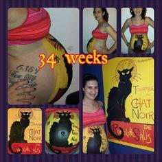 Week 34 - Tournee Du Chat Noir