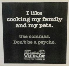 Satzzeichen retten Leben!