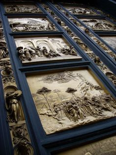 Gates of Paradise.... Florence...