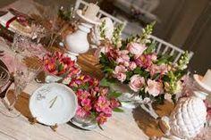 Resultado de imagem para decoração casamento vintage