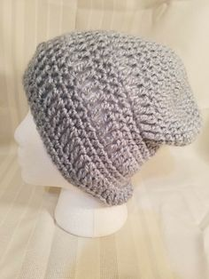 fbdcaef09af26 Womens Beanie Tail Messy Soft Bun Hat Ponytail Stretchy Knit Crochet Skull  Cap Y