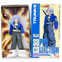RARE Dragon Ball Z Trunks 1/12 Figure Super Collection  Bandai 1992 JAPAN ANIME