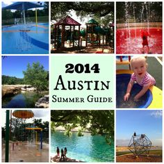 """From splash pools to summer movies and more, @Free Fun In Austin details all the best family-friendly activities in Austin in the """"2014 Austin Summer Guide"""""""