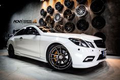 Mercedes E Class Coupe AMG ADV5.2MV2 | Mercedes_E-Coupe_ADV5-2MV2_07