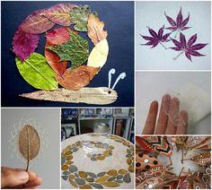 Accidentaccio: Di foglie, ispirazioni e nuove tecniche