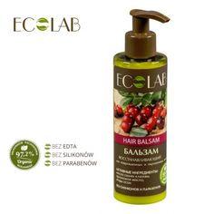ecolab balsam regenerjacy farowane wlosy Hair Beauty, Perfume, Organic, Fragrance, Cute Hair