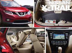 Una era de evolución, tecnología e innovación arranca a bordo de la nueva Nissan X-Trail.