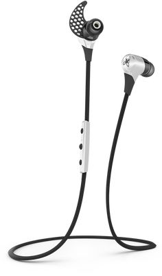 All new BlueBuds X in Storm White! http://www.jaybirdgear.com/bluebuds-x-bluetooth-headphones/