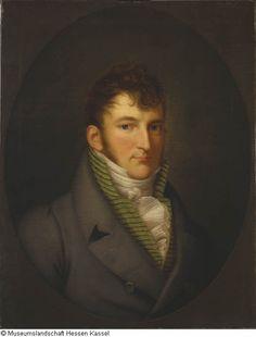 Kügelgen, Franz Gerhard von Invent 1875/1177 1805 - 1815, Porträt Johann Jakob Otto August Rühle von Lilienstern
