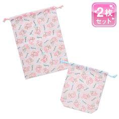 マイメロディ 巾着2枚セット【楽天市場】