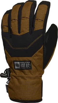 686 Neo-Flex Glove - Men's Snowboard Gloves - Winter 2015/2016 - Christy Sports