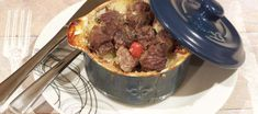 """Enjoy this hearty beef stew recipe during """"Super Sunday"""" with friends and family from Joe's Produce Gourmet Market. Slow Cooker Recipes, Crockpot Recipes, Healthy Recipes, Cookbook Recipes, Dessert Recipes, Beef Rump Roast, Hearty Beef Stew, Dessert For Dinner, Main Meals"""