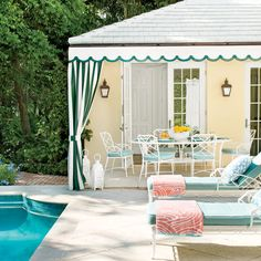 The Glam Pad: Kemble Interiors Revives a 1940s Palm Beach Retreat | Coastal Living