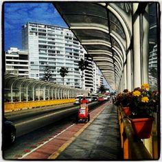 Puente Villena - Miraflores Lima