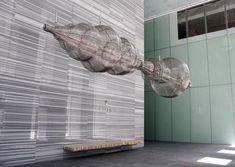 Rolex Tower SoundwaveSculpture - Everyday Listening - Sound Art, Sound Installations, Sonic Inspiration