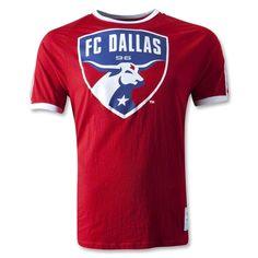 FC Dallas Classic Trefoil T-Shirt  #FC Dallas