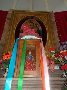The church in Laduana