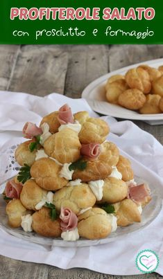 Finger Food Appetizers, Best Appetizers, Finger Foods, Appetizer Recipes, Profiteroles, Xmas Food, Food Platters, Antipasto, Food Humor