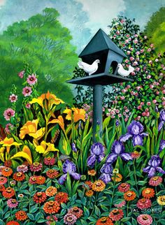"""""""Home Sweet Home"""" by Val Stokes"""