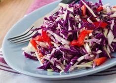 10 vinagretas saludables para tus ensaladas - Adelgazar en casa Mousse, Healthy Recipes, Healthy Meals, Cabbage, Food And Drink, Vegetables, Lunch Ideas, Ariel, Fit