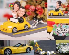 Personalised wedding cake topper  Just by UniqueCakeToppers #weddingcaketopper #caketopper