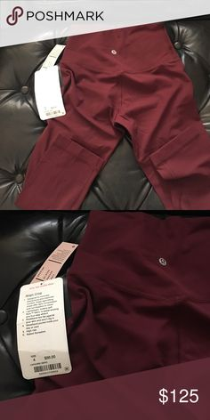ee76ee0d813c0c Lululemon align crop pant size 4 Brand new, just received today, I thought  it