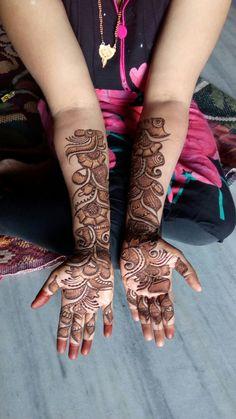 Indian Henna Designs, Latest Arabic Mehndi Designs, Stylish Mehndi Designs, Mehndi Designs For Beginners, Mehndi Designs For Girls, Wedding Mehndi Designs, Mehndi Designs For Fingers, Dulhan Mehndi Designs, Latest Mehndi Designs