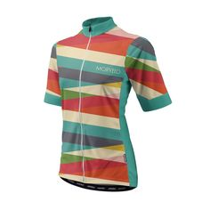 Buy your Morvelo Women's Switchback 15 Short Sleeve Jersey - Internal from Wiggle. Womens Cycling Kit, Cycling Wear, Cycling Outfit, Cycling Clothes, Bicycle Clothing, Road Cycling, Women's Cycling Jersey, Cycling Jerseys, Bike Kit