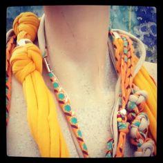 le collane di Crosè a Balonlab Torino...