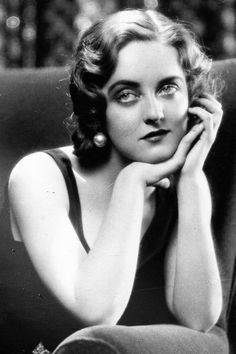 """I could never be second best. If I had to be second best in the business, I would go into another business."" — Bette Davis"