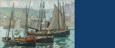 Home - Royal Cornwall Museum Cornwall, Sailing Ships, Museum, Boat, Painting, Dinghy, Painting Art, Boats, Paintings