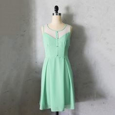 Fleet Collection: Le Petit Jardin Dress Sage, at 12% off!