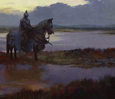 ArtStation - Knight, Jonas De Ro