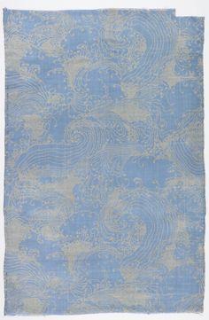 Jack Lenor Larsen Textile, South China Sea, 1972