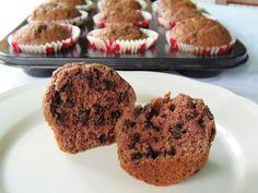 Csokoládés muffin Muffin, Breakfast, Food, Cupcake, Morning Coffee, Essen, Cupcakes, Muffins, Cupcake Cakes