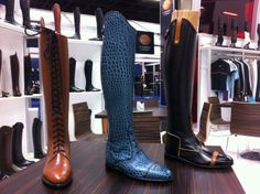 Bellevue, WA - Specialty Equestrian Retailer offering saddles, boots, tack, and more! Equestrian Outfits, Equestrian Style, Equestrian Fashion, Custom Boots, Dress With Boots, Saddles, Riding Boots, How To Wear, Clothes