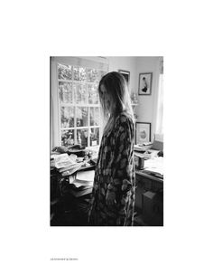 Emma Balfour by Bec Parsons & Bartolomeo Celestino for LoveWant Magazine #5