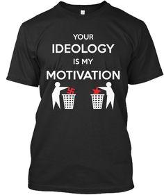 Think with your brain! #nofasicm #nocommunism #nodictatory #stophate #love