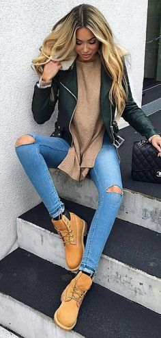 Cozy Winter Outfits To Stand Out From The Crowd #WinterOutfitIdeas