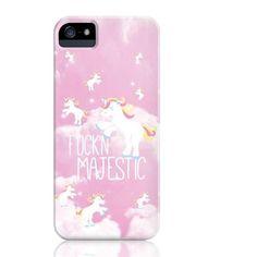 Fckn Majestic Phone Case - iPhone 5/5s/5se