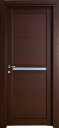 IN - STOCK WOOD INTERIOR DOOR - contemporary - Interior Doors ...