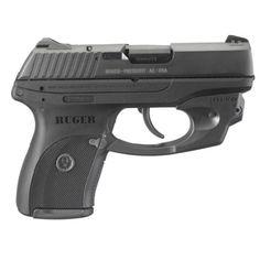 Ruger LC9 LaserMax Handgun