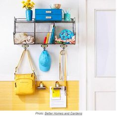 The entryway sets the tone for your home, so you want the first steps into your house to reflect your style--but not your bad shoe-dropping habits! Even if you lack a spacious entry, you can still create a welcoming and organized entry in just three steps. #teelieturner #organize #teelieturnershoppingnetwork www.teelieturner.com
