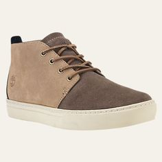 Timberland Adventure Cupsole Chukka Shoes