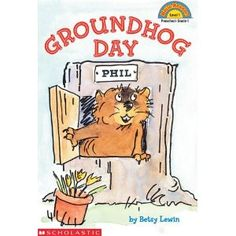 FREE Groundhog Day Fun Sheet and books.  Pre-k- Kindergarten- 1st, 2nd  Is spring coming?  Is winter through?    Groundhog Day is just around the corner.  Will Phil see his shadow?