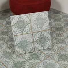 Tiles R Us, Tile Patterns, Floor Patterns, Vintage Tile, Home Decor Kitchen, Vintage Inspired, Old Things, Abs, Quilts