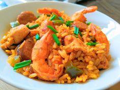 Je cuisine Créole : Jambalaya (de Louisiane)