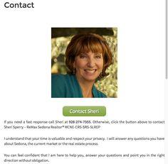 Contact Sheri - For fastest response.... Call 928-274-7355.  #realtors, #sedonarealtors, #realestateagents, #sherisperry, #contactrealtors, #SedonaTopagents, #SedonaExpertRealtor,
