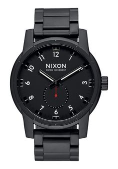 Patriot | Men's Watches | Nixon Watches and Premium Accessories