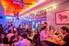 Restaurant Review: Mission Cantina on the Lower East Side - NYTimes.com